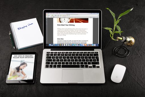Top Tips To Writing Killer Blog Articles